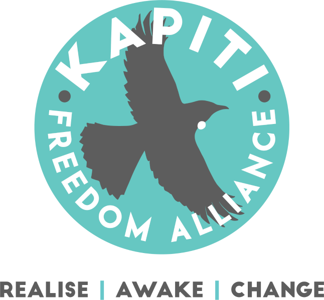 Kapiti Freedom Alliance Realise | Awake | Change